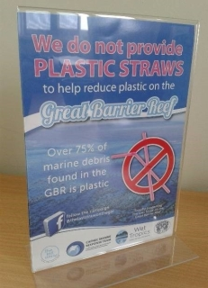 The Last Straw on the GBR - official sign